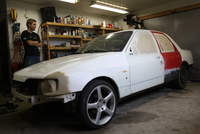 "Eriksson - Ford Sierra Turbo -88  ""The End""  eller hittar jag en ny kaross?  - Sida 13 Img_1810"