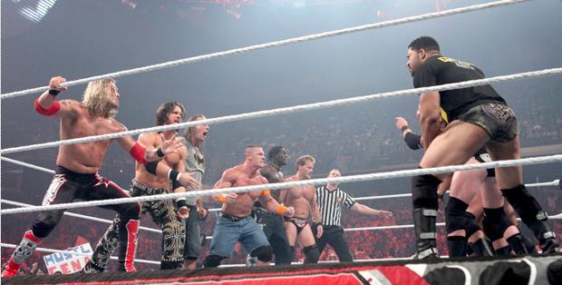 Exclusive WWE.RAW.10.08.10 XVID 753MB Rmvb 260MB Untitl24
