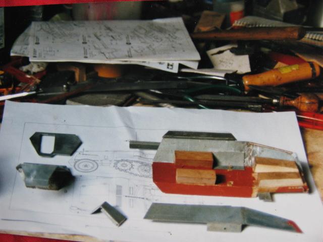 SDKFZ 250/1 Poudre35