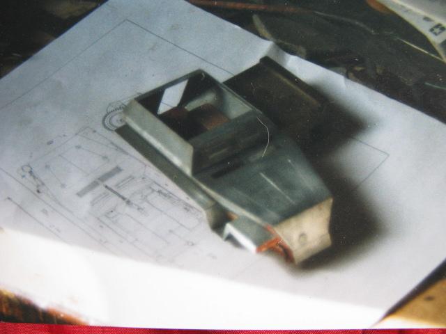 SDKFZ 250/1 Poudre36