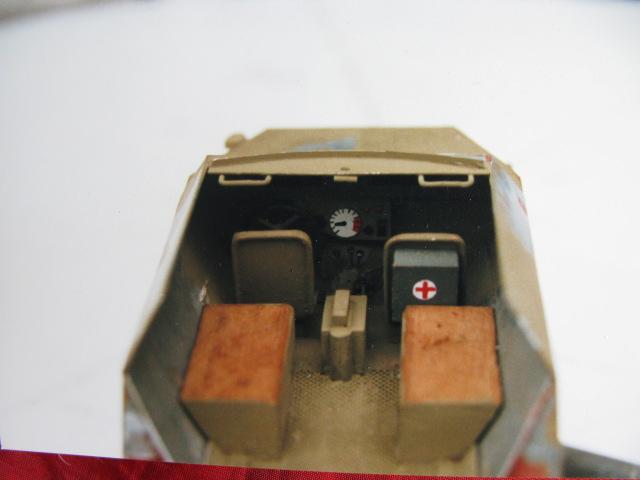 SDKFZ 250/1 Poudre40