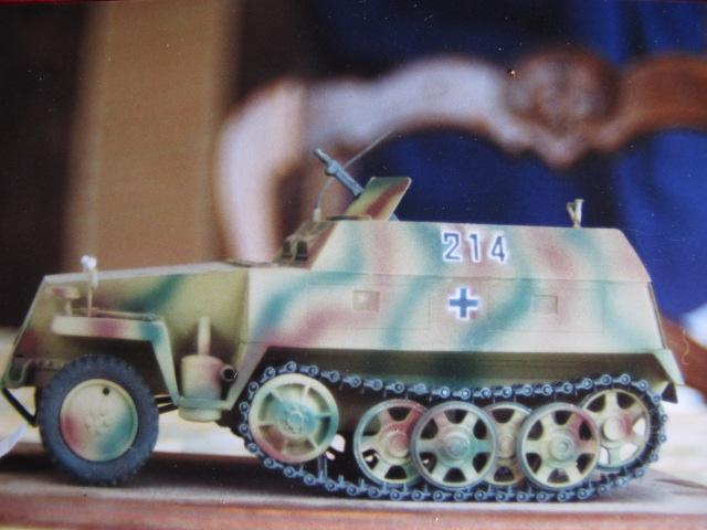 SDKFZ 250/1 Poudre42