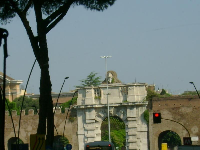 ROME visite en autocar  Juillet Août 2008 Dsc00413