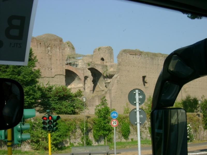 ROME visite en autocar  Juillet Août 2008 Dsc00420