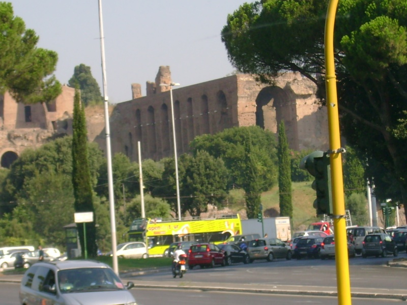 ROME visite en autocar  Juillet Août 2008 Dsc00510