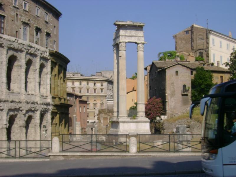 ROME visite en autocar  Juillet Août 2008 Dsc00523