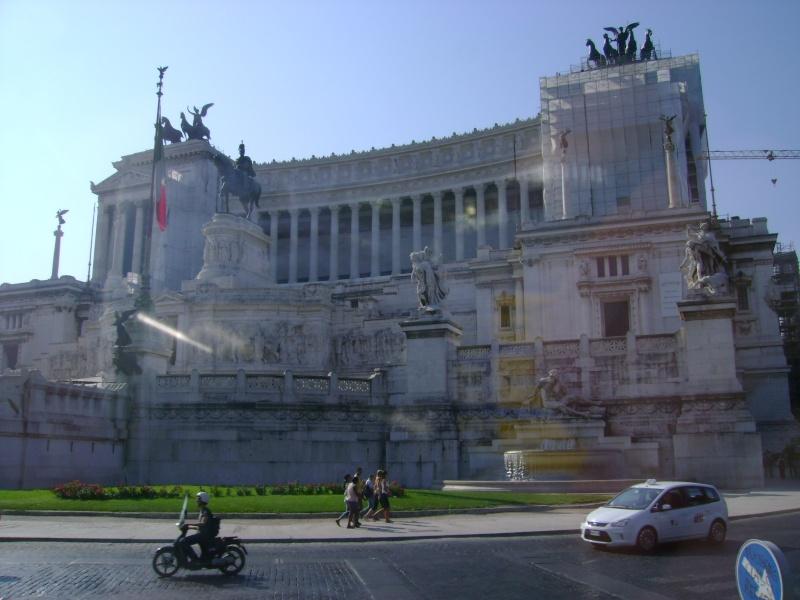 ROME visite en autocar  Juillet Août 2008 Dsc00528
