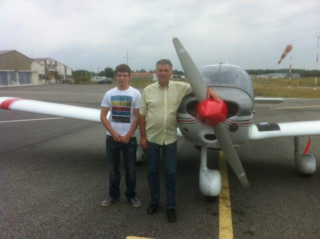 Pilote privé. 4510