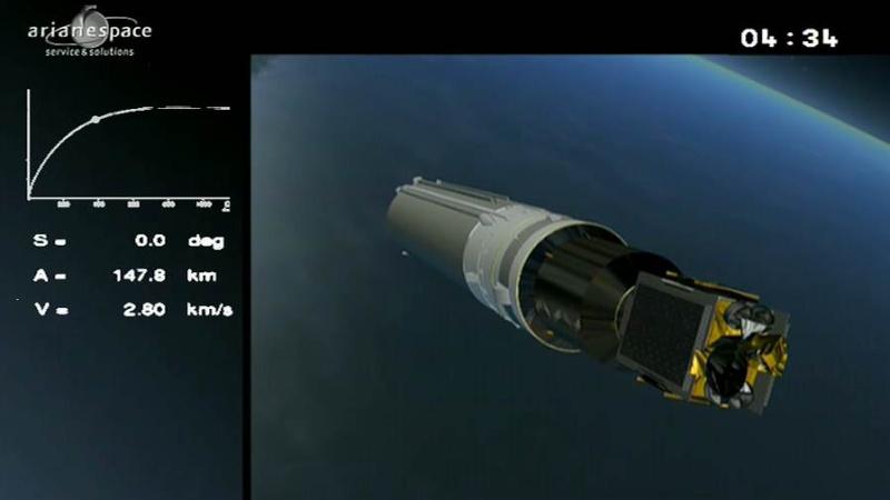 Lancement Ariane 5 ECA VA209 / Astra 2F + GSat 10 -28 septembre 2012 - Page 2 Capt_112