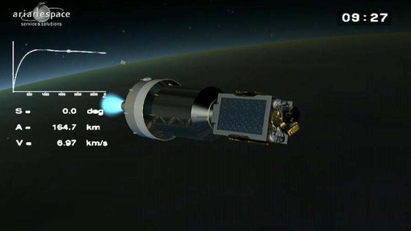 Lancement Ariane 5 ECA VA209 / Astra 2F + GSat 10 -28 septembre 2012 - Page 2 Capt_114