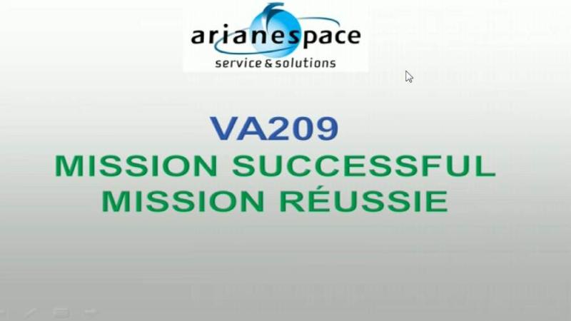 Lancement Ariane 5 ECA VA209 / Astra 2F + GSat 10 -28 septembre 2012 - Page 2 Capt_126