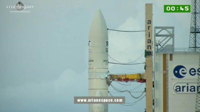 Lancement Ariane 5 ECA VA209 / Astra 2F + GSat 10 -28 septembre 2012 - Page 2 Capt_h50