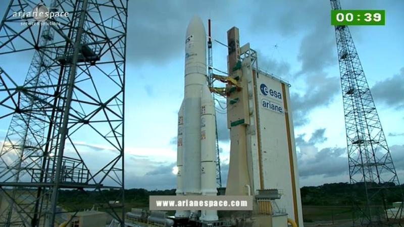 Lancement Ariane 5 ECA VA209 / Astra 2F + GSat 10 -28 septembre 2012 - Page 2 Capt_h51