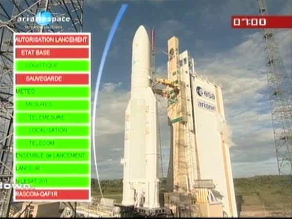 Ariane 5 ECA V196 / RASCOM-QAF 1R + Nilesat 201 (4 août 2010) - Page 5 Vlcsna17