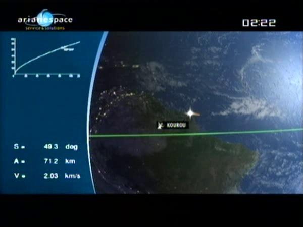 Ariane 5 ECA V196 / RASCOM-QAF 1R + Nilesat 201 (4 août 2010) - Page 5 Vlcsna34