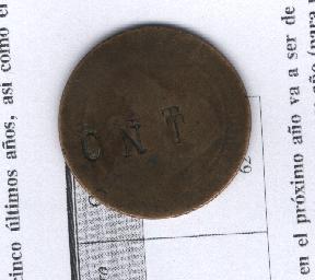 monedas cn significado politico Cnt10