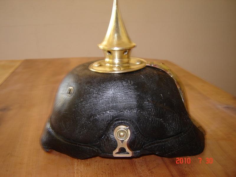 Vos casques et coiffes preférés mais cette fois WWI Dsc02018