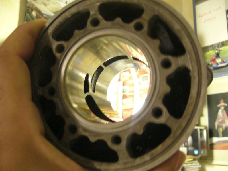 CILINDRO K9b + pistone usati P1010510
