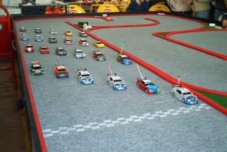 KYOSHO MINI Z serie completa Race10