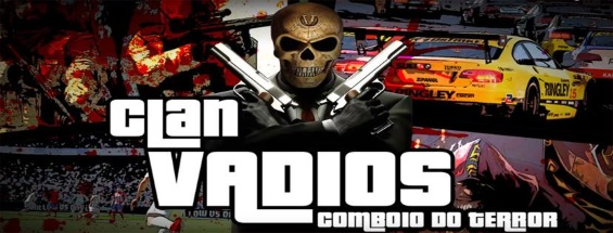 CLAN VADIOS - COMBOIO DO TERROR
