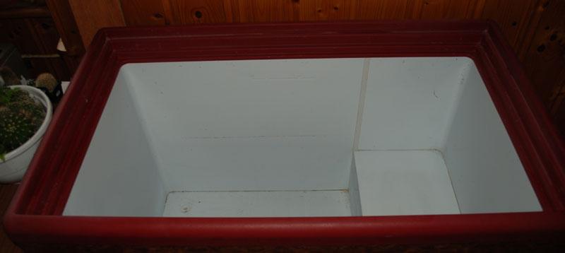 Construction d'un lit doubiste pour semis 2011  7610