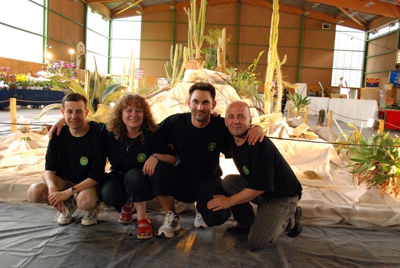 Le décor végétalisé de la Saint-Hip'aux cactus 2010 Dacor_14