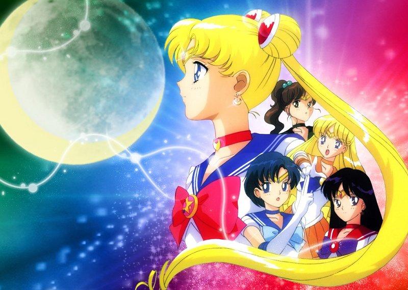Sailor Moon Return