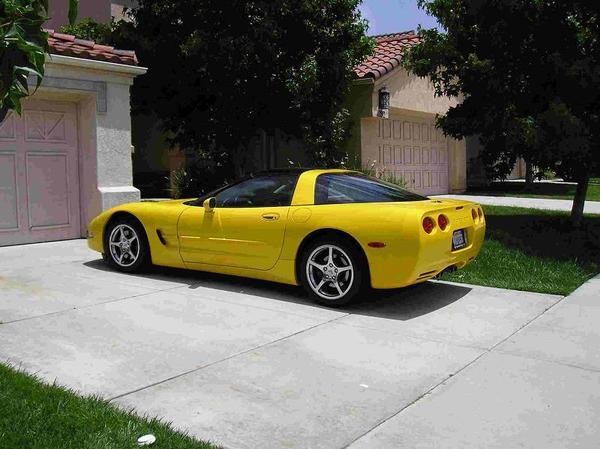 For Sale: 2001 Corvette Vette10