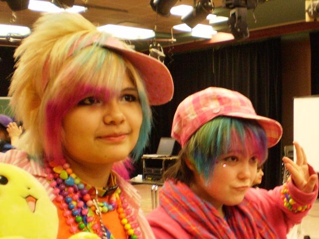 [Cheveux] Cheveux rainbow P6253810