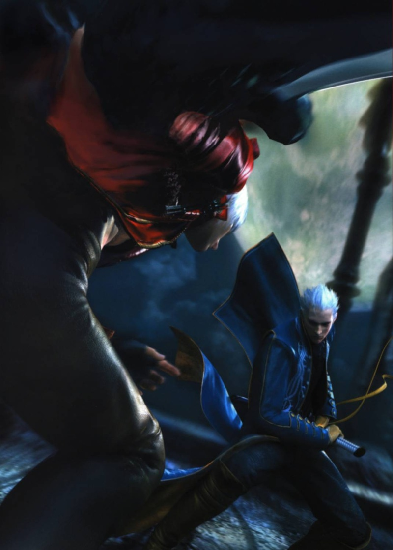Devil May Cry Minito12