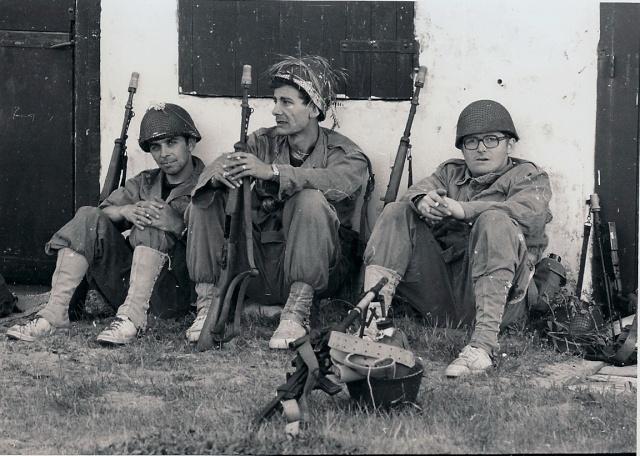 Quand les élèves BS Mécaé jouent au petit soldat... Deb410