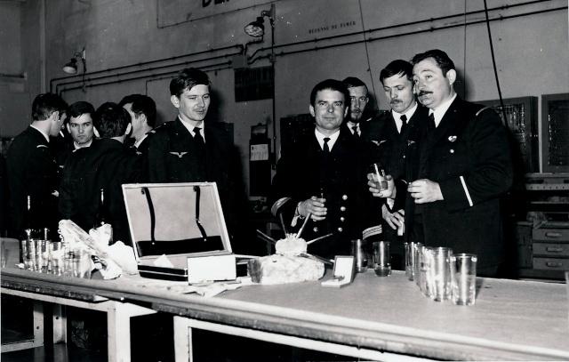 [Aéronavale divers] 1971 : B.A.705 TOURS : Exposition statique . Numeri43