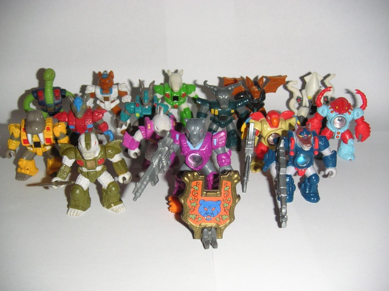 BATTLE BEASTS / Les Dragonautes (Hasbro, Takara) 1987-1988 Dragon10