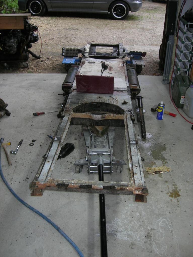 2cv pick up roadster    la fin ...... [des news.... ] Dscn4718