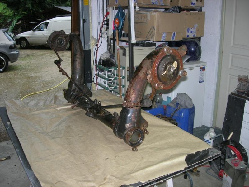 2cv pick up roadster    la fin ...... [des news.... ] Dscn4812