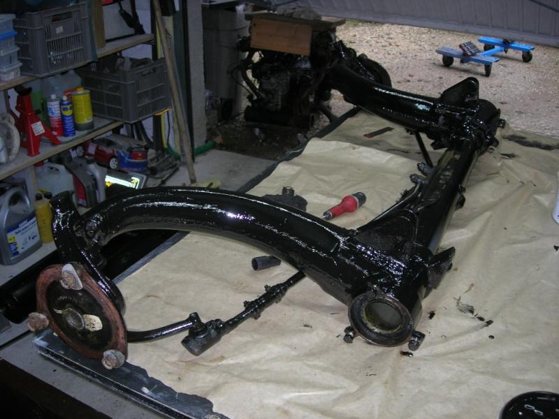 2cv pick up roadster    la fin ...... [des news.... ] Dscn4813