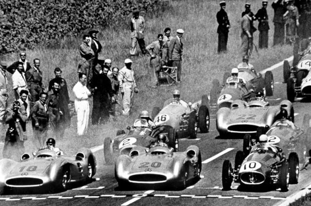 История Формулы 1 0311
