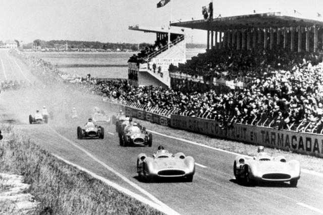 История Формулы 1 0410