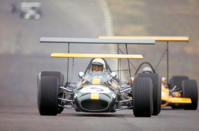 История Формулы 1 0711