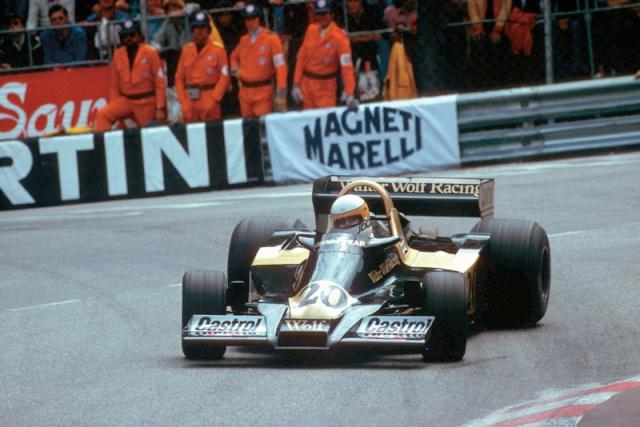 История Формулы 1 0712