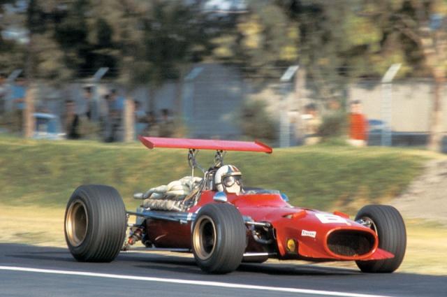 История Формулы 1 0811