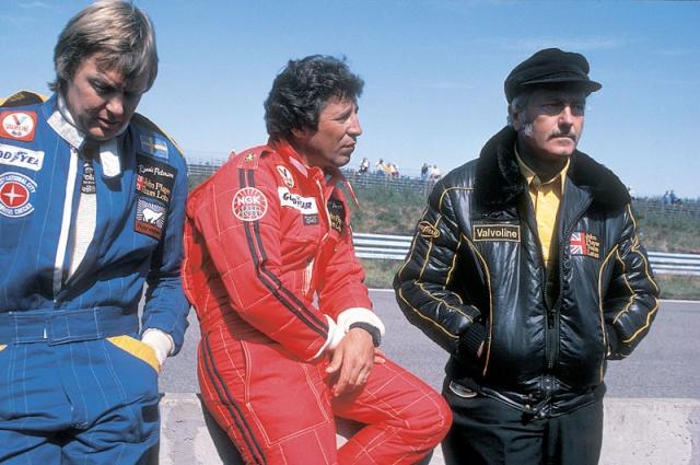 История Формулы 1 0812