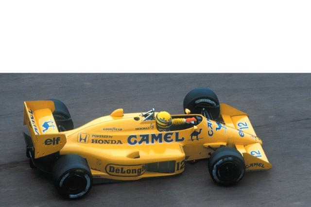 История Формулы 1 0813