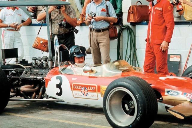 История Формулы 1 0911