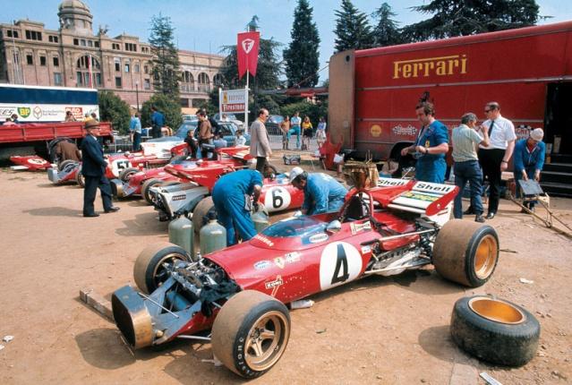 История Формулы 1 1712