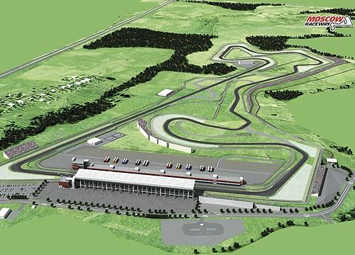 Moscow Raceway, трассу уровня Ф1 начали строить в подмосковье! 17177_10