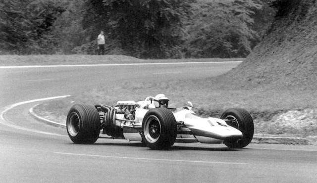 История Формулы 1 1910