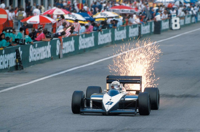 История Формулы 1 2012