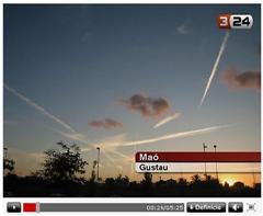 Desinformación en TV3 sobre los chemtrails Screen12