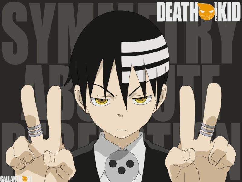 Death The Kid Animep11